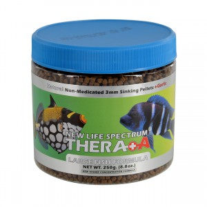 Thera A Anti-Parasitic Formula - 3 mm Sinking Pellets - 250 g