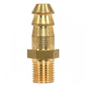 """Brass Replacement Nozzle for Commercial 5 Air Pump - 3/8"""""""