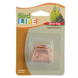 Copper Bird Bell - Small