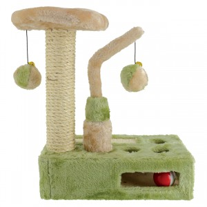 Kitty Playground Center - Hide and Seek - Assorted Colors