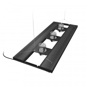 """T5 HO Hybrid 4-Lamp Mounting System Fixture - 48"""""""