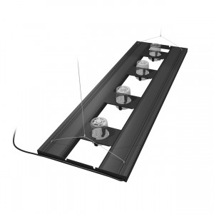 """T5 HO Hybrid 4-Lamp Mounting System Fixture - 61"""""""