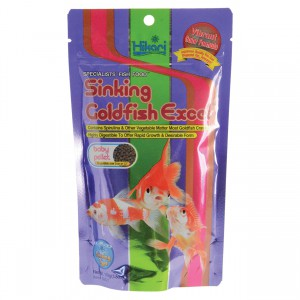 Sinking Goldfish Excel - Baby Pellets - 110 g