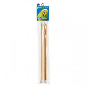 "Bird Perch - 10"" x 0.44"" dia - 2 pk"