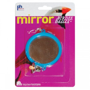 Birdie Basics 2-Sided Mirror with Bell
