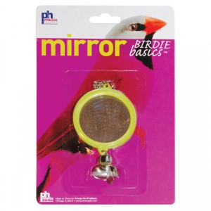 Birdie Basics 2-Sided Round Mirror