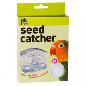 "Mesh Seed Catcher - Assorted Colors - 42"" to 82"""
