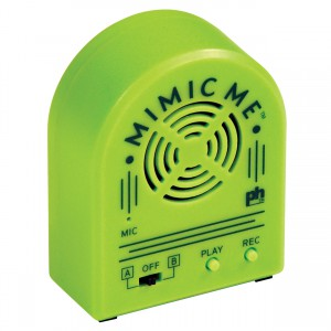 Mimic Me Voice-Recording Unit