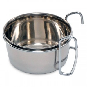 Coop Cup - Hang-on - Stainless Steel - 10 fl oz