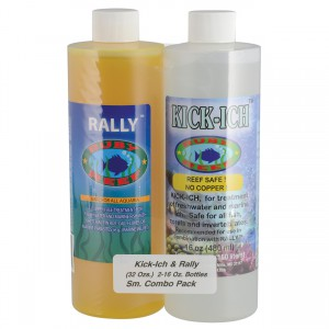 Ruby Reef Kick-Ich & Rally Combo Pack - 16 oz