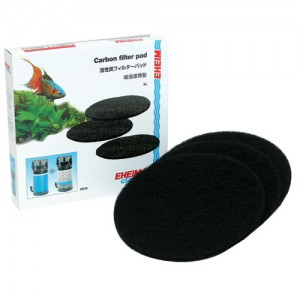 Carbon Filter Pads for 2215 Canister Filter - 3 pk