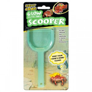 Hermit Crab Scooper - Glow-in-the-Dark