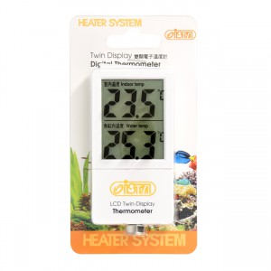 Twin Display Digital Thermometer