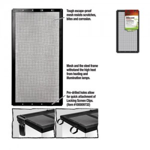 "Fresh Air Screen Cover - 16"" x 8"""